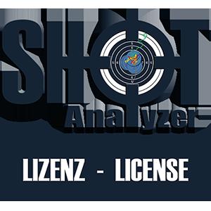 ShotAnalyzer - Lizenzen